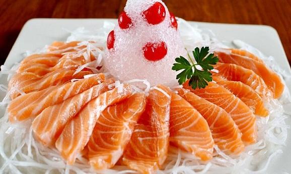 Dinh dưỡng từ cá hồi Ca-hoi-sa-pa