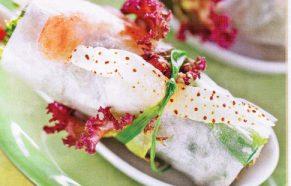 Món ăn ngon từ sứa biển