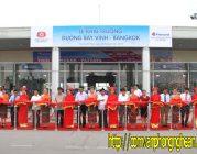 Đầu năm 2019 mở lại đường bay Vinh – Băng Cốc