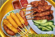 Top 10 quán ăn ngon nhất ở đường Nguyễn Văn Cừ, TP. Vinh