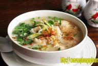 Top 10 quán cháo canh ngon nhất thành phố Vinh