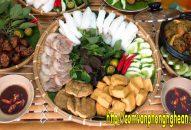 Quán bún đậu ngon nhất Nghệ An